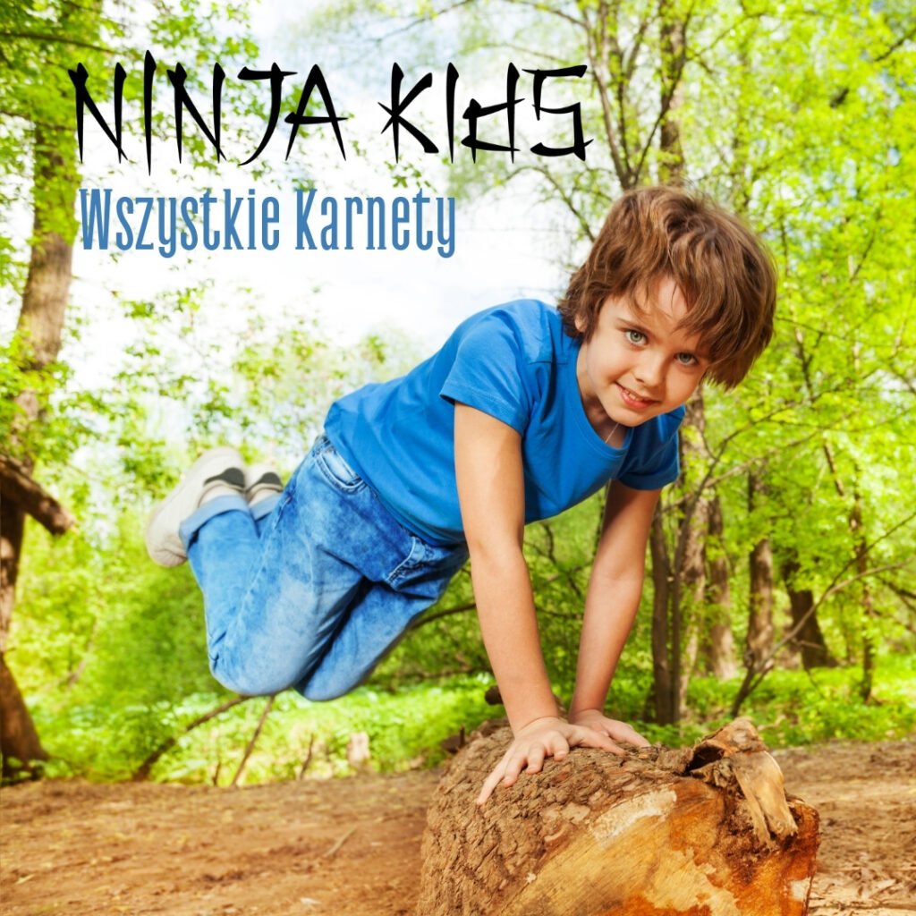 Karnety Ninja Kids