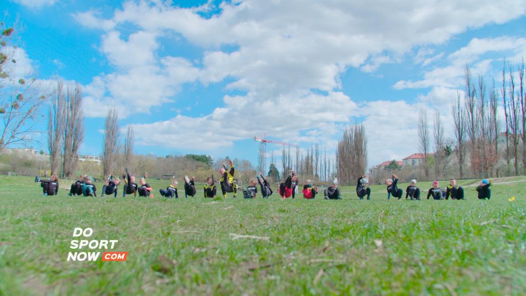 Treningi outdoor dla dzieci Gdańsk Chełm, Oliwa, Morena, Gdańsk Główny, Śródmieście, Siedlce