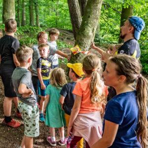 Blog Ninja Kids Treningi Outdoor dla dzieci